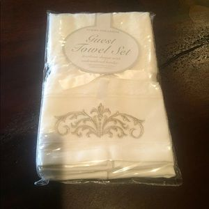 Other - Set of Embroidered Hand Towels
